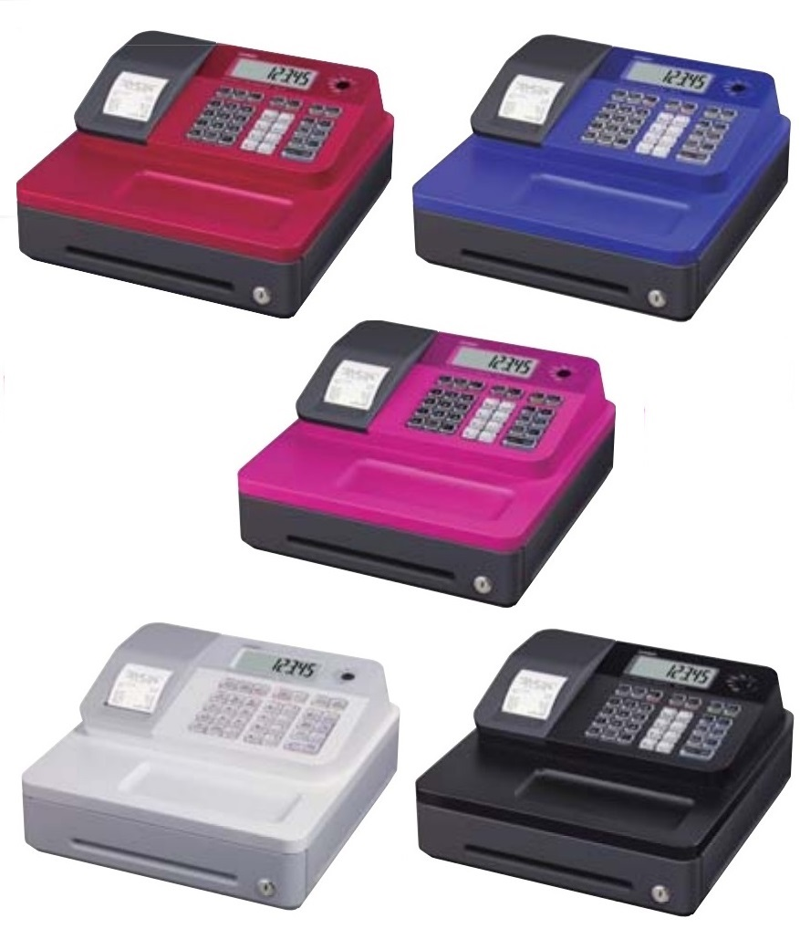 Casio SE-G1 Cash Register